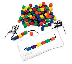 Maxi bead sticks