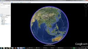 Google earth main