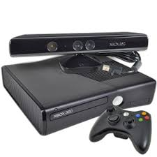 Xbox with kinect